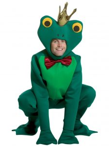 Frog Couples Costume Ideas