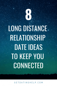 LDR date ideas to keep you connected