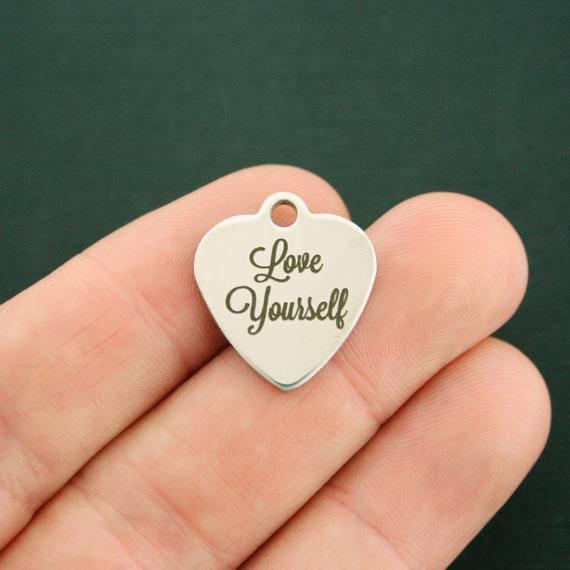 Love Yourself Charm Jewelry